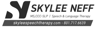 SKYLEE NEFF SPEECH AND LANGUAGE THERAPY